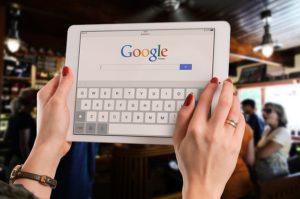 Google - najpopularniejsza wyszukiwarka internetowa