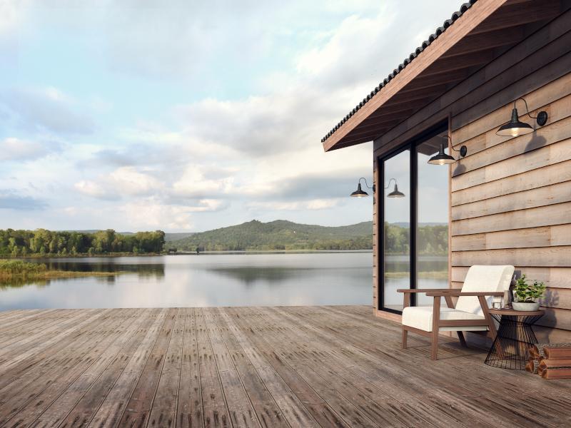 Budynki drewniane: dlaczego warto wybrać dom z drewna?